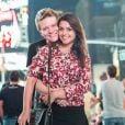 Michel Teló ganhou declaração da mulher, Thais Fersoza, que postou foto antiga do casal