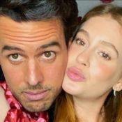 Marina Ruy Barbosa faz revelação sobre ciúmes e receio de relação com marido