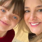 Ticiane Pinheiro corta cabelo de Rafa Justus e surpreende filha: 'Cortou muito'
