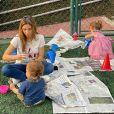 Patricia Abravanel explicou que busca valorizar brincadeiras sem aparelhos tecnológicos com os filhos