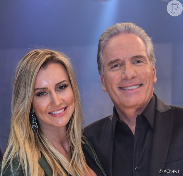 Filha de Roberto Justus e Ana Paula Siebert, Vicky foi comparada ao pai em foto: 'Idêntica!'
