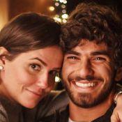 Deborah Secco define rotina com Hugo Moura na quarentena: 'Mais apaixonada'
