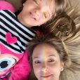 Ticiane Pinheiro destacou ajuda que a filha Rafaella Justus lhe dá com a irmã Manuella