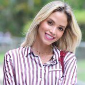 Carol Dias destaca mudança no corpo e libido na gravidez: 'Tudo ótimo'