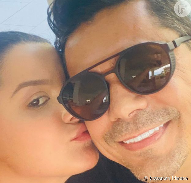 Maraisa e Fabrício Marques reatam namoro menos de 1 mês após término. Saiba mais em matéria nesta sexta-feira, dia 10 de julho de 2020