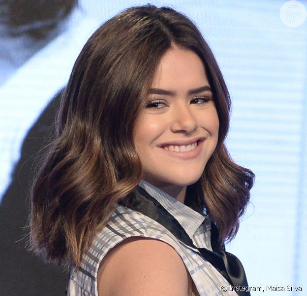 Maisa Silva muda o visual e adota cabelo curto