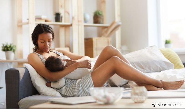 A amamentação influencia na perda de peso após o parto