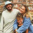 Filho de Neymar, Davi Lucca faz moicano para homenagear jogador em dia de jogo do PSG