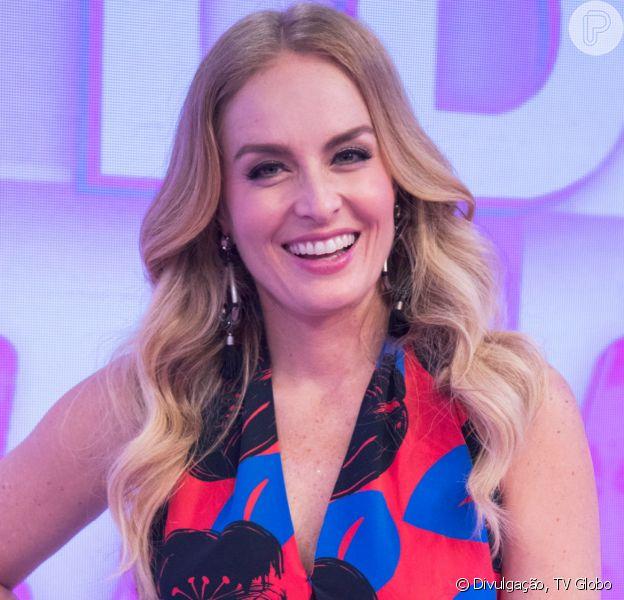 Angélica respondeu post de Mara Maravilha e encerrou polêmica com apresentadora