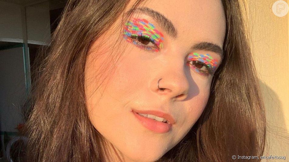 Fique por dentro da tendência do olho multicolorido