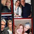 Mulher de William Bonner, Natasha Dantas compartilhou uma série de fotos com o jornalista ao comemorar 2 anos de casamento