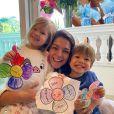Thais Fersoza  comentou nova fase da filha, Melinda, de 4 anos