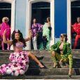 'Me Gusta' é parceira de Anitta com Cardi B e Myke Towers