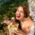 Aproveite o aumento das temperaturas na primavera para ingerir alimentos mais leves e saudáveis com muitos vegetais e frutas