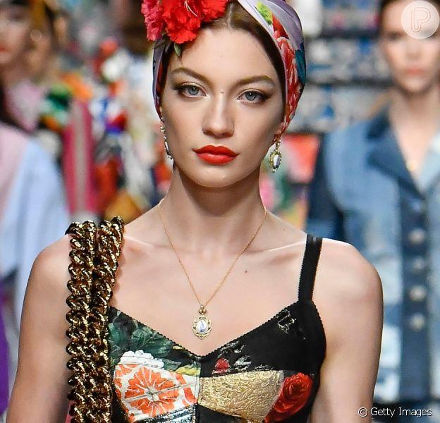 A tendência repaginada da Semana de Moda de Milão!