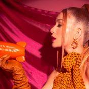 Marina Ruy Barbosa usa look grifado e vence como Artista de TV no MPN 2020