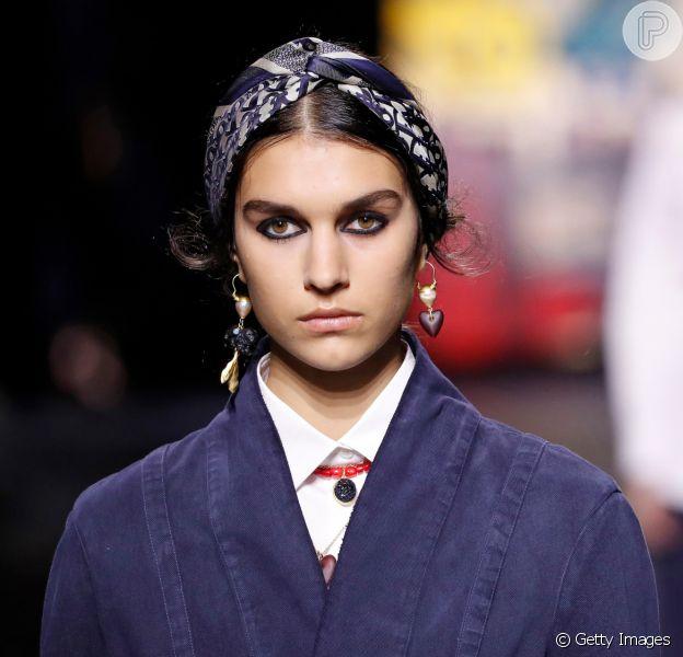 Inspire-se nos penteados do desfile da Dior na temporada primavera/verão