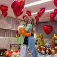 Zé Felipe e Virgínia Fonseca negam gravidez por inseminação artificial