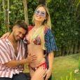 Zé Felipe e Virgínia Fonseca são acusados de gravidez por inseminação artificial