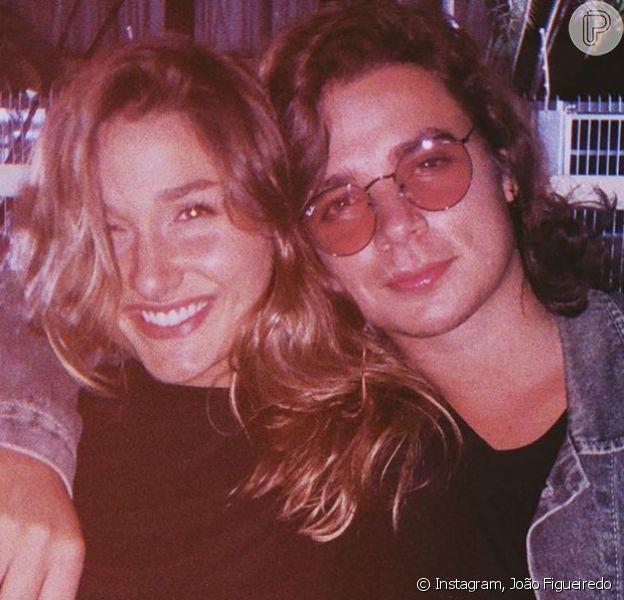 Sasha Meneghel e João Figueiredo curtem jantar romântico em restaurante italiano de São Paulo