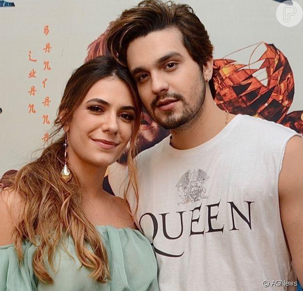 Jade Magalhães recebe apoio das famosas após fim da relação com Luan Santana