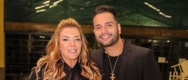 Juntos há cinco meses, Simony e cantor sertanejo Felipe Rodriguez ficam noivos