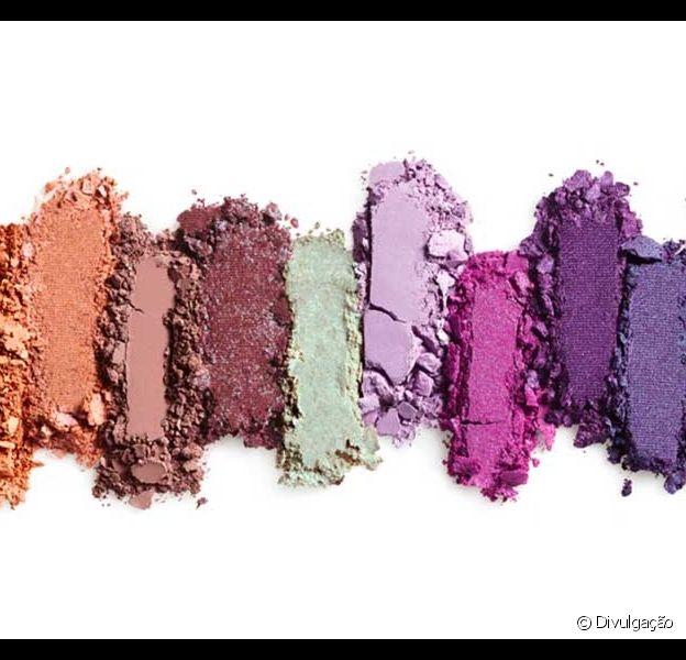 Nova paleta de sombras da Urban Decay tem 12 cores exclusivas