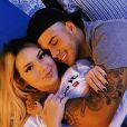 Virginia Fonseca e Zé Felipe namoram há 3 meses e a influencer está grávida de 7 semanas