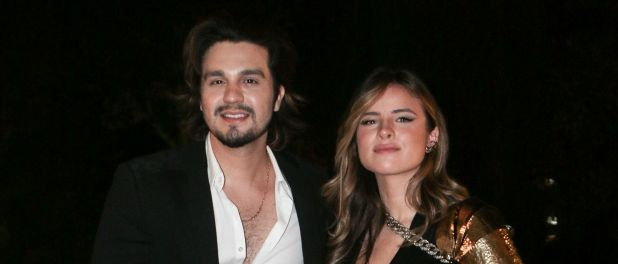 Luan Santana e Giulia Be aparecem juntos na TV e web opina: 'Namorando'