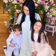 Simaria filmou surpresa feita pelos filhos ao marido, Vicente