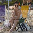 Alinne Moraes mantém boa relação com ex Cauã Reymond