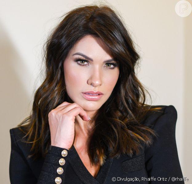 Veja foto de Andressa Suita com novo cabelo