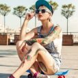 Evite a exposição demasiada da tatuagem no verão!