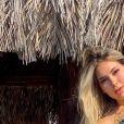 ' Só que depois que engravidei, comecei a sentir que é menina', disse Virgínia Fonseca