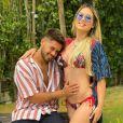 Virgínia Fonseca está grávida de três meses do primeiro filho