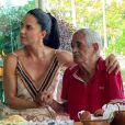 Pai de Zezé Di Camargo, seu Francisco morreu aos 83 anos no dia 23 de novembro de 2020