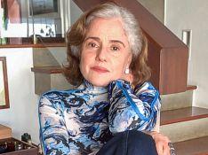 Marieta Severo, diagnosticada com covid-19, é internada com pneumonia: 'Bem leve'