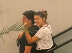 Marcelo Adnet posta primeiras fotos da filha e Patricia Cardoso se declara: 'Amo vocês'