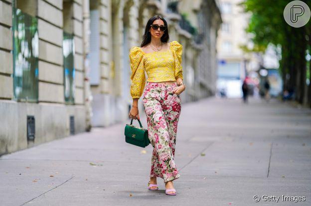 Amarelo está na moda em 2021