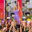 Claudia Leitte relata saudades do shows e agenda marcada para 2021