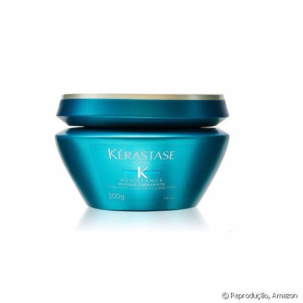 Máscara de Kerastase está disponível na Amazon