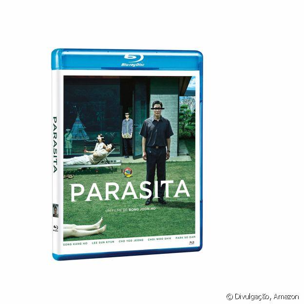 Blu-Ray Parasita