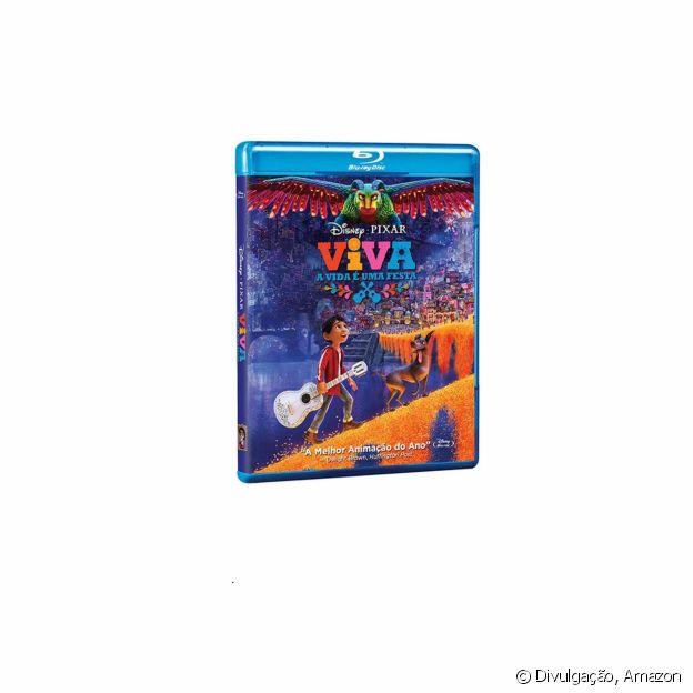 Blu-Ray Viva! A Vida É Uma Festa