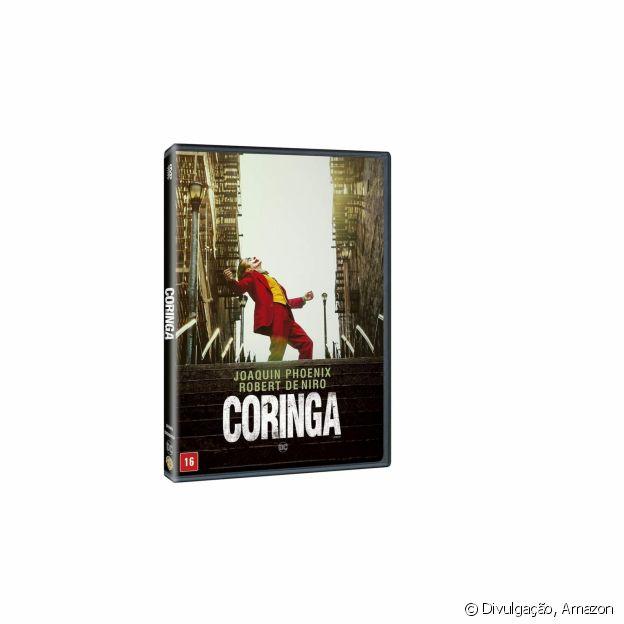 Blu-Ray do filme Coringa
