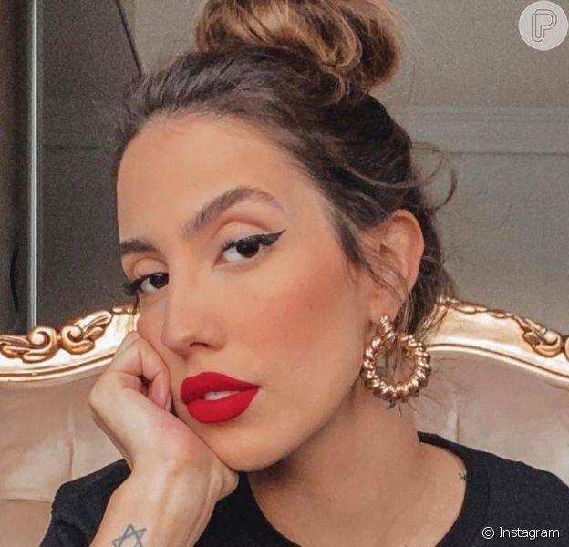 Gabi Brandt lamenta demissão da babá: 'Vai voltar pra São Paulo pra cuidar da saúde dela e tem também seus motivos pessoais'