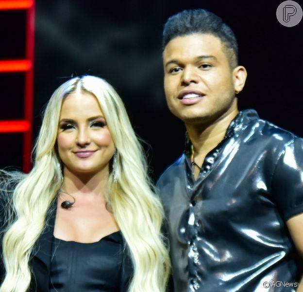 Gabi Martins e o namorado, Tierry, fazem harmonização facial