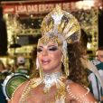 Viviane Araujo aguarda a definição se haverá desfile de carnaval em 2021