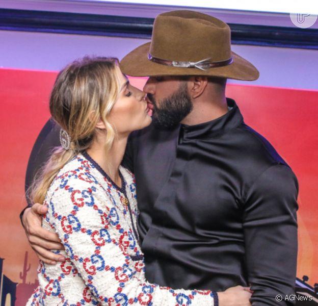 Gusttavo Lima e Andressa Suita são citados por Zé Felipe após separação: 'Voltaram, tudo certo'