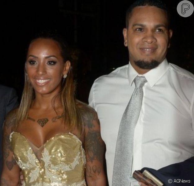 Rodriguinho se pronuncia e confirma ter se exaltado em discussão com cantora Nanah