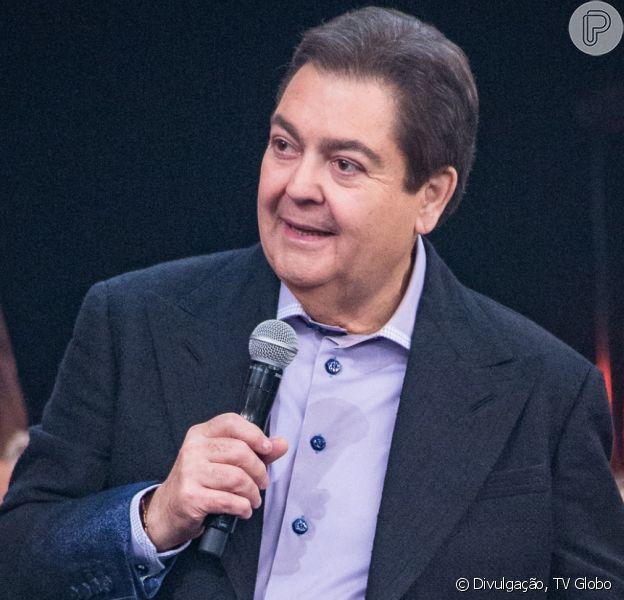 Fausto Silva vai deixar TV Globo em dezembro de 2021